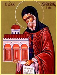 Saint Chrystodule